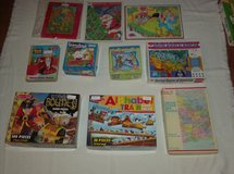 PUZZLE - U.S. MAP PUZZLE - RAND MCNALLY in Glendale Heights, Illinois