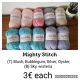 Knitpicks Mighty Stitch in Ramstein, Germany