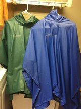 Columbia hooded ponchos in Wheaton, Illinois