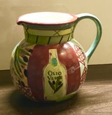 Water, oil or wine pitcher in Houston, Texas