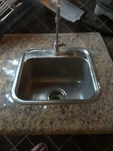 Granite top with sink in League City, Texas