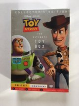 Toy Story Collectors Edition 3 Disc Set in Wheaton, Illinois