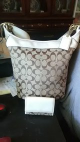 brand new coach bag and wallet in Lawton, Oklahoma