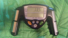 OMRON fat loss monitor / REDUCED in Warner Robins, Georgia