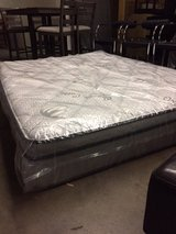 "BRAND NEW! QUALITY USA MADE ""ORGANIC"" THICK QUEEN MATTRESS WITH WARRANTY! in Camp Pendleton, California"
