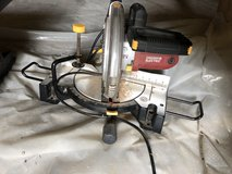electric 10in compound miter saw in Fort Leonard Wood, Missouri
