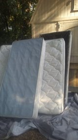 King Size Mattress w/ Boxspring in Conroe, Texas