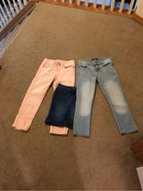 Girl pants Size 1 & L in Fort Carson, Colorado