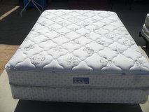~~~  Serta Queen Bed  ~~~ in 29 Palms, California