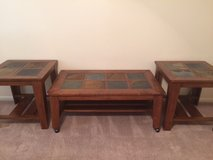 3pc Coffee and End Tables | Originally $730 in Leesville, Louisiana