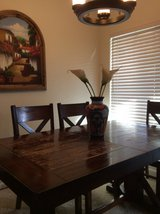 Farmhouse Dining Table (No chairs included) in Fairfield, California