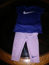 2 piece Nike pants and top...new size 2t in Livingston, Texas