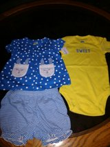 3 piece outfit...size 12 months new in Livingston, Texas