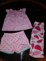 Cute 3 piece outfit...size 12 months..new in Livingston, Texas