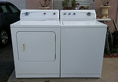 KENMORE WASHER AND GAS DRYER SET in Oceanside, California