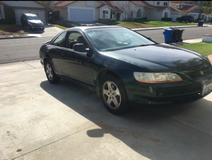 2000 Honda Accord ex v6 in Oceanside, California