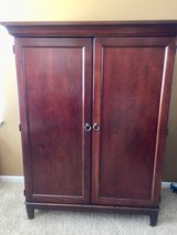 Cherry Armoire in Wheaton, Illinois