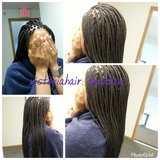 braids in Fort Riley, Kansas
