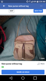 Cross body purse in Lawton, Oklahoma