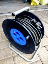30 m Extension spool (4 outlets) in Ramstein, Germany