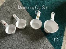 Kitchenware: Measuring Cups, Pots and Pans in Okinawa, Japan