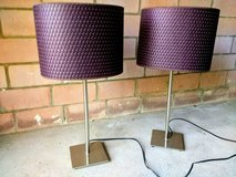 Table lamps in Ramstein, Germany