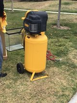 air compressor with accessories in Oceanside, California