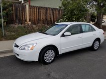 2004 HONDA ACCORD LX AUTOMATIC in Oceanside, California