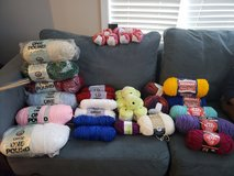 Yarn Lot in Fort Meade, Maryland