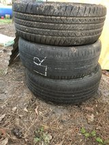 215/55/R17 USED TIRES in Wilmington, North Carolina