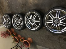 Rims W/ Low pro tires in Oceanside, California