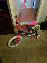 Girl's bike in Spangdahlem, Germany