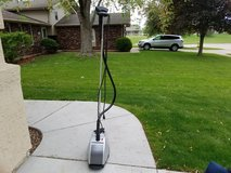 clothes steamer in Yorkville, Illinois