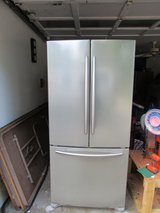 Samsung Fridge 21 cu ft in Kingwood, Texas