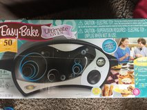 Easy Bake Ultimate Oven - Unisex Color (Silver and Blue) in Schaumburg, Illinois