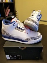 Air Jordan 3 Retro OG True Blue Y in Oceanside, California