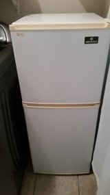 Absocold refrigerator with freezer in Eglin AFB, Florida