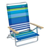 Aloha beach chair with portable strap in Oceanside, California