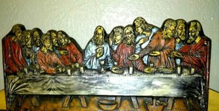 Last Supper in San Antonio, Texas