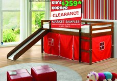 KID'S KORNER MARKET SAMPLE SUPER SALE! Dream Rooms Furniture in Kingwood, Texas