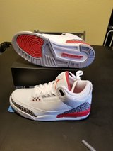 Air Jordan retro 3 Katrina in Oceanside, California