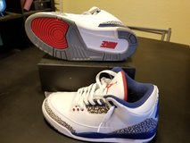 Air Jordan retro 3 True Blue in Oceanside, California