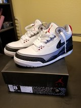 Air Jordan retro 3 Tinker in Oceanside, California