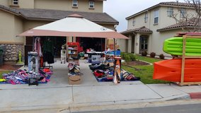 Yard Sale South Mesa 1 Sunday 20 May in Oceanside, California