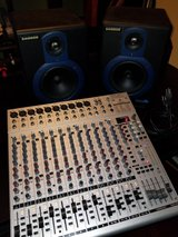 Audio equipment in Oceanside, California