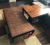 Coffee and End Table in Olympia, Washington