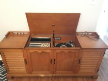 Zenith record player stereo cabinet in Aurora, Illinois
