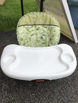 Baby Space Saver High Chair in Yorkville, Illinois