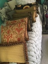 Pillows, custom with down inserts in Glendale Heights, Illinois