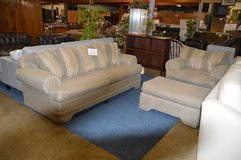 Hide-A-Bed Chair and Ottoman in Fort Lewis, Washington
